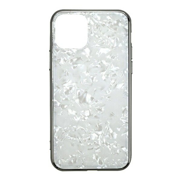 CCCフロンティアCCCFRONTIERiPhone116.1インチケースGlassShellCasewhiteUNI-CSIP19M-0GSWH
