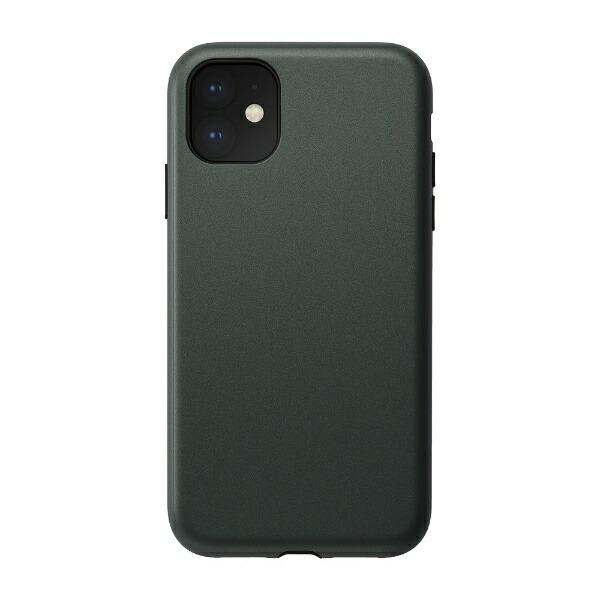 CCCフロンティアCCCFRONTIERiPhone116.1インチケースSmoothTouchHybridCasegreenUNI-CSIP19M-1STGR
