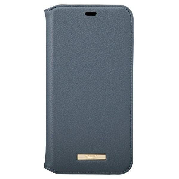 坂本ラヂヲShrinkPULeatherBookCaseforiPhone11ProMax6.5インチNVYCBCLS-IP03NVY