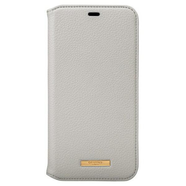 坂本ラヂヲShrinkPULeatherBookCaseforiPhone11ProMax6.5インチGRGCBCLS-IP03GRG