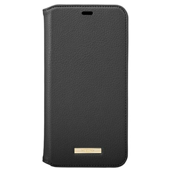 坂本ラヂヲShrinkPULeatherBookCaseforiPhone11ProMax6.5インチBLKCBCLS-IP03BLK