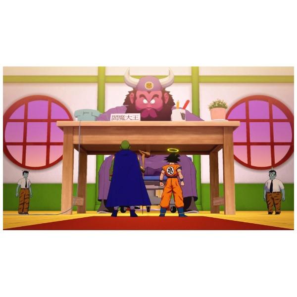 バンダイナムコエンターテインメントBANDAINAMCOEntertainmentドラゴンボールZKAKAROT【PS4】