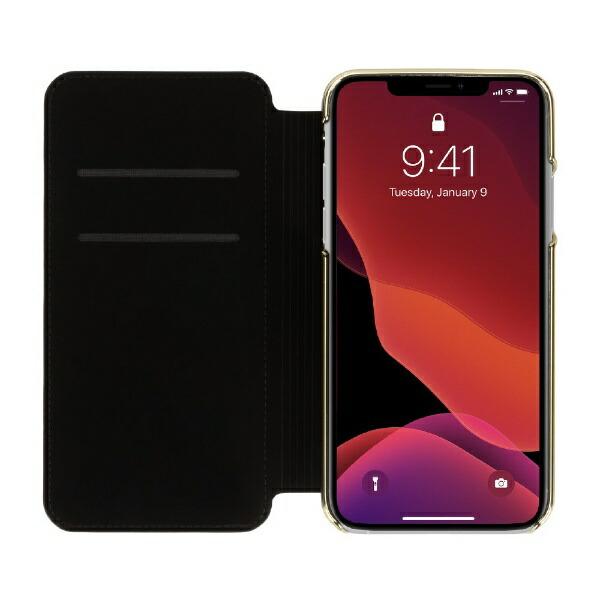 ケイト・スペードニューヨークkatespadenewyorkiPhone11ProMax6.5インチInlayFolioblackpuKSIPH-144-BLK