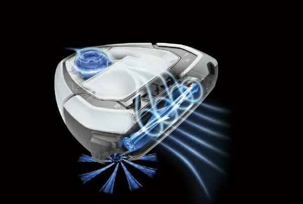 エレクトロラックスElectroluxPI81-4SWPロボット掃除機PUREi8(ピュア・アイ・エイト)ソフトホワイト[お掃除ロボットPI814SWP][PI81-4SWP]