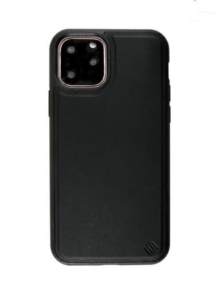 AEGISiPhone116.1インチECOLEATHER/ECOBACKSHELLCASE/BlackUUIPEFHS08