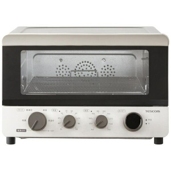 テスコムTESCOMTSF601-C低温コンベクションオーブンコンフォートベージュ[トースター4枚][TSF601C]