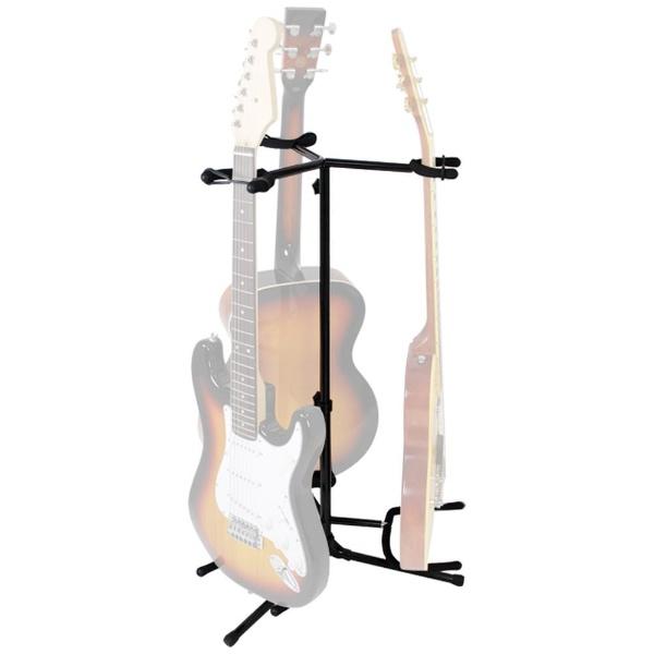 キョーリツKYORITSUギタースタンドGS-003BLACK
