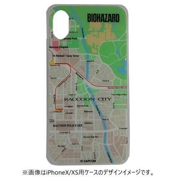 テラバイオハザードガラスケースMAPiPhone7/8GCN-BHMA-A-TLグリーン