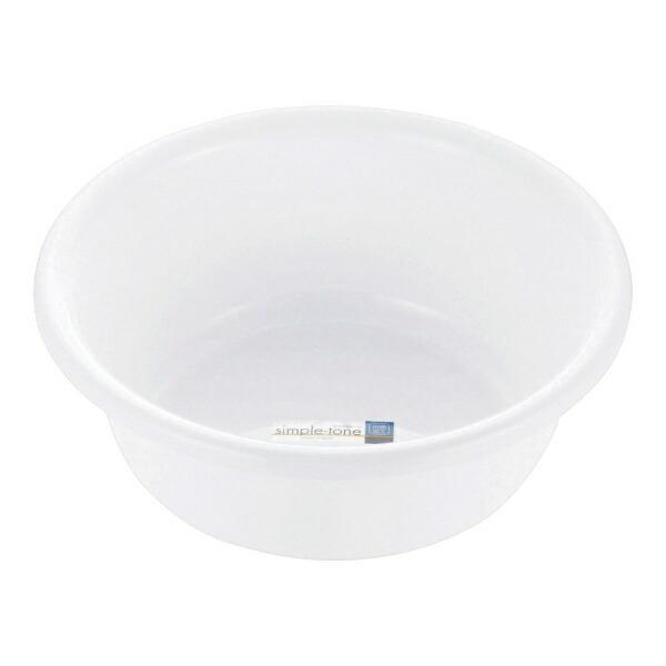 リッチェルRichellシンプルトーン湯おけホワイト<VSV1601>[VSV1601]