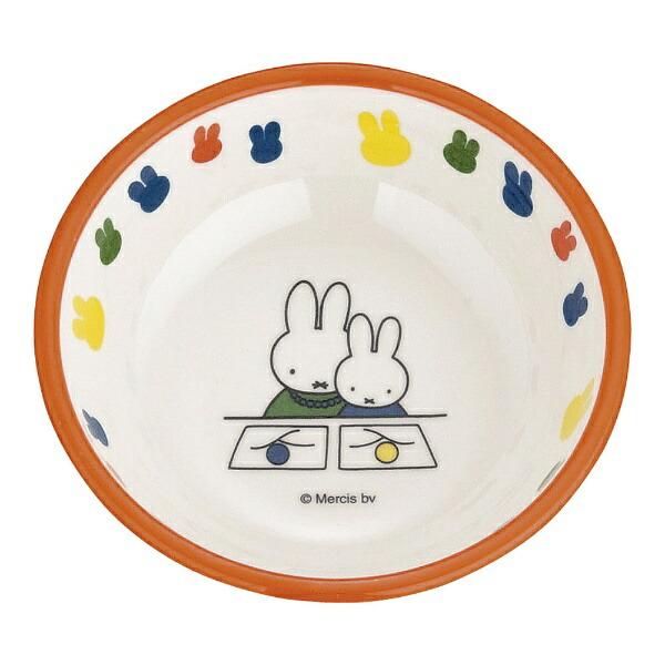 関東プラスチック工業KantohPlasticIndustryメラミンお子様食器「ミッフィー」ボールφ125mmM-3125AAG-R<RMI8903>[RMI8903]