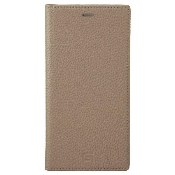 坂本ラヂヲShrunken-calfLeatherBookforiPhone11ProMax6.5インチTPEGBCSC-IP03TPE