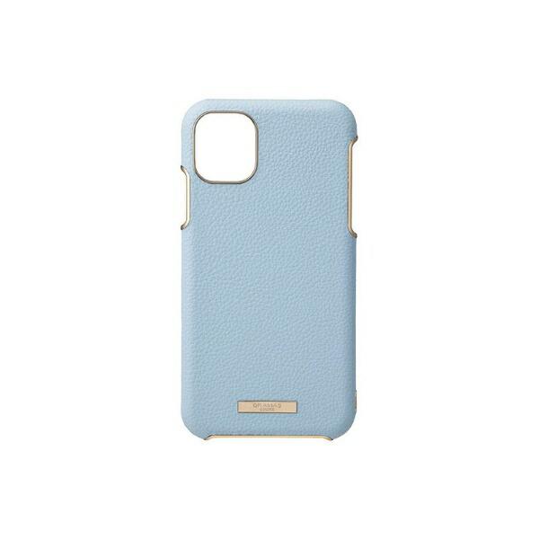 坂本ラヂヲShrinkPULeatherShellCaseforiPhone11ProMax6.5インチLBLCSCLS-IP03LBL