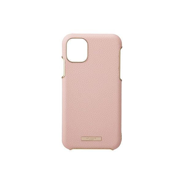 坂本ラヂヲShrinkPULeatherShellCaseforiPhone11ProMax6.5インチPNKCSCLS-IP03PNK