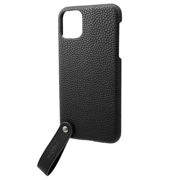 坂本ラヂヲTAILPULeatherShellCaseforiPhone11ProMax6.5インチBLKCSCTL-IP03BLK