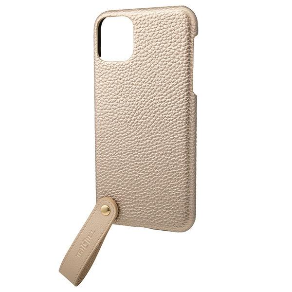 坂本ラヂヲTAILPULeatherShellCaseforiPhone11ProMax6.5インチGLDCSCTL-IP03GLD