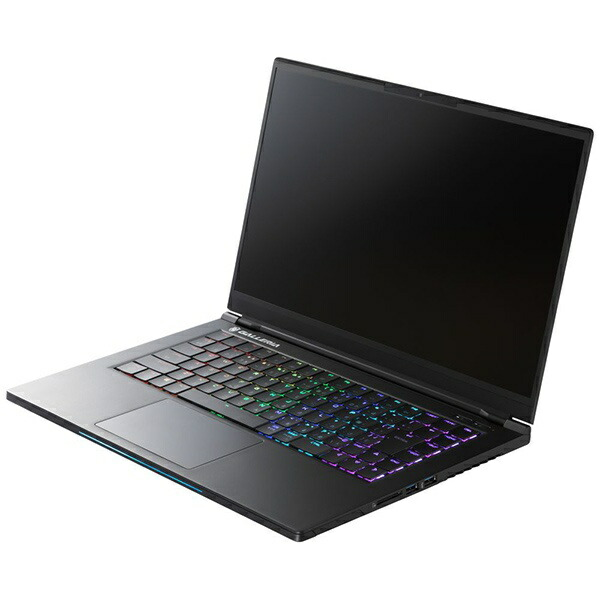 サードウェーブTHIRDWAVEGCR1660TGF-QCBゲーミングノートパソコンGALLERIA[15.6型/intelCorei7/SSD:512GB/メモリ:16GB/2019年10月モデル][GCR1660TGFQCB]
