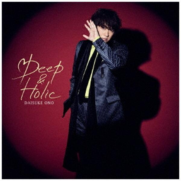 ランティスLantis小野大輔/Deep&HolicBlu-ray付き限定盤【CD】【代金引換配送不可】