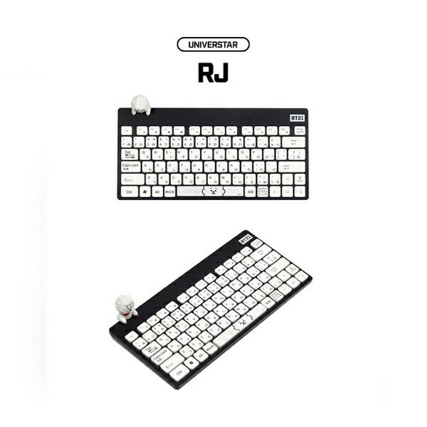 ソロモン商事SOLOMONRKB-BT21-RJキーボードBT21RJ[USB/ワイヤレス]