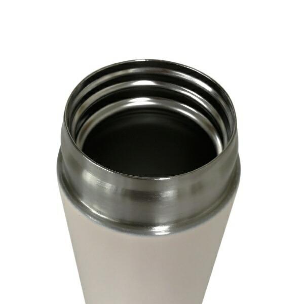 タフコtafuco保温・保冷対応ステンレスボトル250mlFreeCafe(フリーカフェ)アイボリーF-2633[F2633]