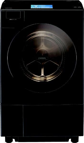 東芝TOSHIBATW-127X8L-Tドラム式洗濯乾燥機ZABOON(ザブーン)グレインブラウン[洗濯12.0kg/乾燥7.0kg/ヒートポンプ乾燥/左開き][洗濯機12kgTW127X8LT]