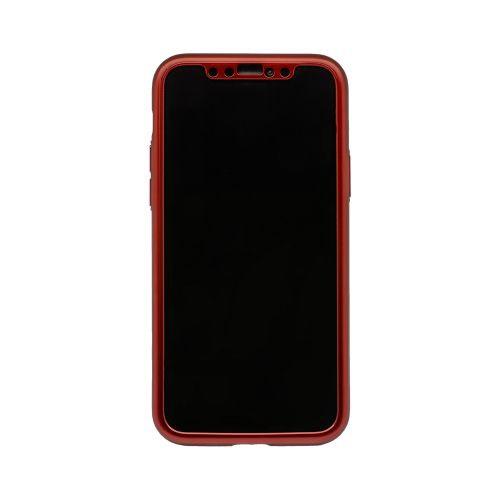 OWLTECHオウルテックiPhone11Pro5.8インチinch用フルカバーケースOWL-CVIB5810-REレッド