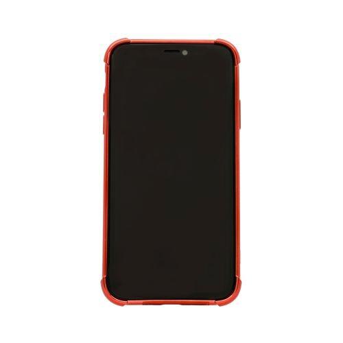 OWLTECHオウルテックiPhone116.1インチ用耐衝撃ケースOWL-CVIB6109-REレッド