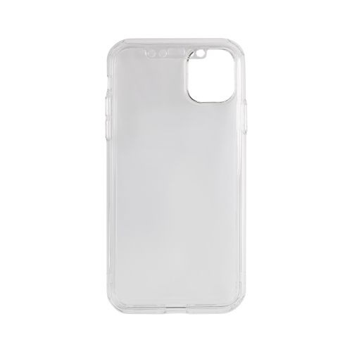 OWLTECHオウルテックiPhone116.1インチ用フルカバーケースOWL-CVIB6110-CLクリア