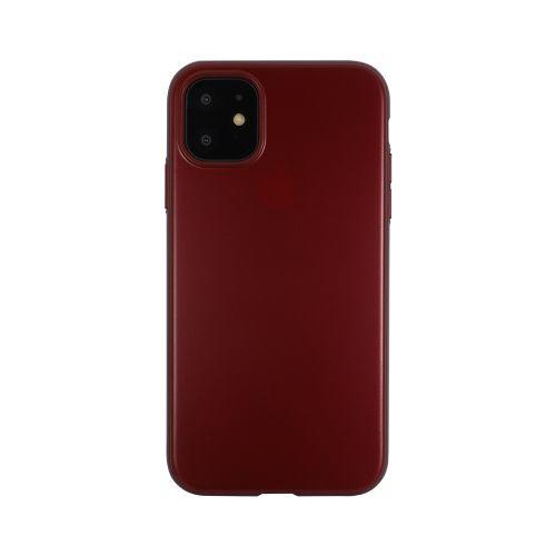 OWLTECHオウルテックiPhone116.1インチ用フルカバーケースOWL-CVIB6110-REレッド