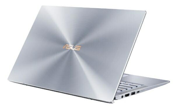 ASUSエイスースZenBook14ノートパソコンユートピアブルーUM431DA-AM045T[14.0型/AMDRyzen7/SSD:512GB/メモリ:8GB/2019年9月モデル][14インチ新品windows10]