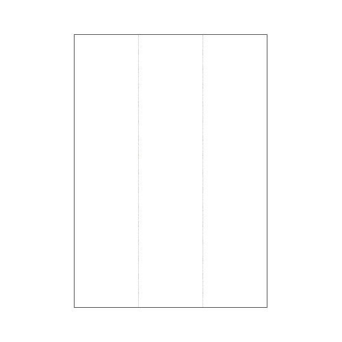 ササガワSASAGAWA28-960〔各種プリンタ〕OA対応札紙無字0.08mm[B5/35シート/3枚付][28960]
