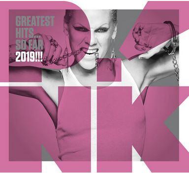 ソニーミュージックマーケティングP!NK/グレイテスト・ヒッツ…ソー・ファー2019!!!【CD】