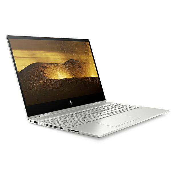 HPエイチピーENVYx36015-dr1000ノートパソコンナチュラルシルバー7ZC54PA-AAAA[15.6型/intelCorei5/SSD:512GB/メモリ:8GB/2019年10月モデル][15.6インチ新品windows107ZC54PAAAAA]
