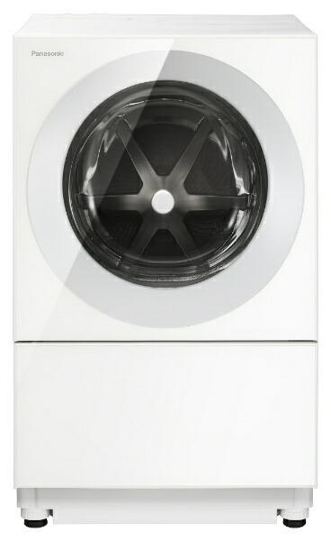 パナソニックPanasonicNA-VG1400L-Wドラム式洗濯乾燥機Cuble(キューブル)パールホワイト[洗濯10.0kg/乾燥5.0kg/ヒーター乾燥(排気タイプ)/左開き][洗濯機10kg][NAVG1400L_W]