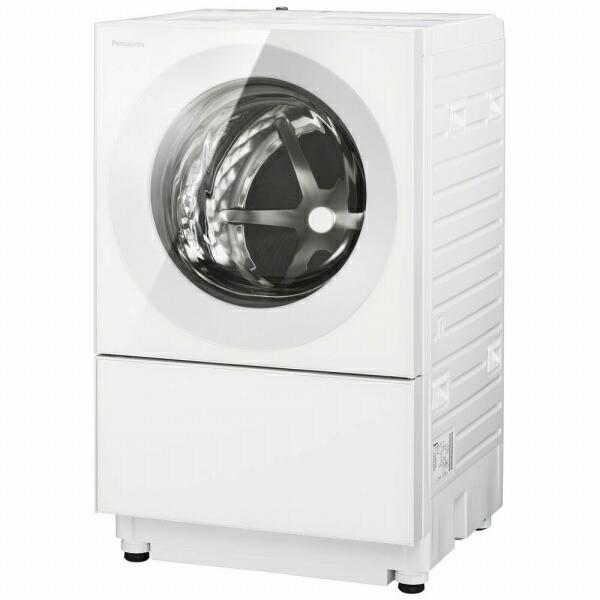 パナソニックPanasonicNA-VG740R-Wドラム式洗濯乾燥機Cuble(キューブル)マットホワイト[洗濯7.0kg/乾燥3.5kg/ヒーター乾燥(排気タイプ)/右開き][洗濯機7kgマンションNAVG740R_W]
