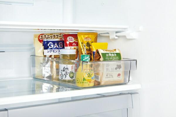 東芝TOSHIBA《基本設置料金セット》GR-R41GBKL-WT冷蔵庫VEGETA(ベジータ)グレンホワイト[5ドア/左開きタイプ/411L][冷蔵庫大型GRR41GBKLWT]【point_rb】