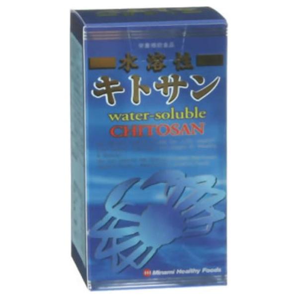 ミナミヘルシーフーズminami水溶性キトサン360粒【wtcool】