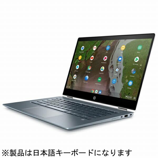HPエイチピー8EC15PA-AAAAノートパソコンChromebook(クロームブック)x36014-da0009TU[コンバーチブル型][14.0型/intelCorei5/eMMC:64GB/メモリ:8GB/2019年10月モデル][14インチ新品クロームブック][8EC15PAAAAA]