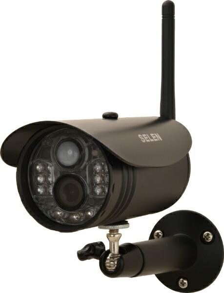 セレンSELENSWL3000増設用ワイヤレスカメラ