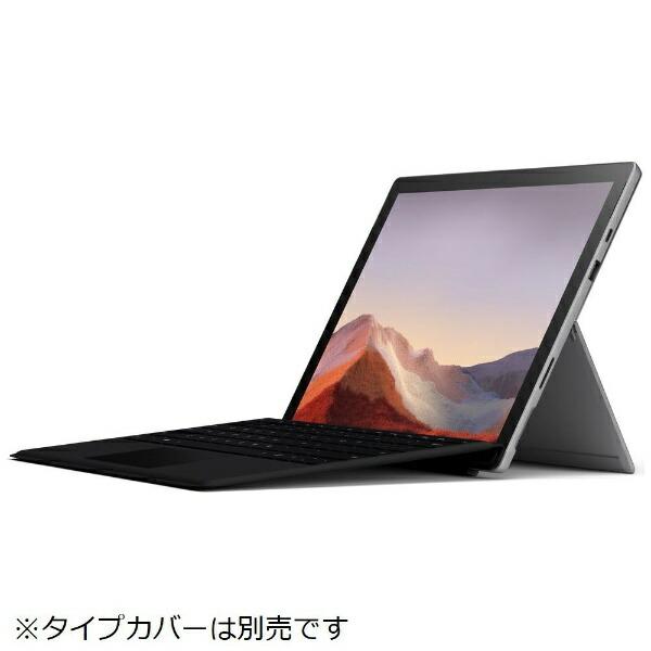 マイクロソフトMicrosoftSurfacePro7[12.3型/SSD128GB/メモリ8GB/IntelCorei5/プラチナ/2019年]VDV-00014Windowsタブレットサーフェスプロ7[surfacepro7タブレット本体12インチVDV00014]