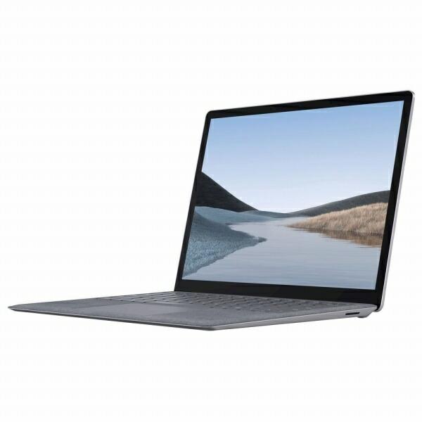 マイクロソフトMicrosoftSurfaceLaptop3[13.5型/SSD256GB/メモリ8GB/IntelCorei5/プラチナ/2019年]V4C-00018ノートパソコンサーフェスラップトップ3[13.5インチoffice付き新品windows10][V4C00018]
