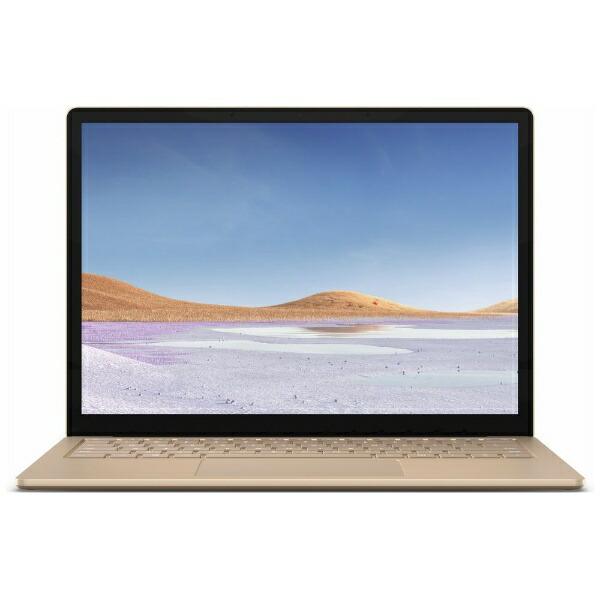 マイクロソフトMicrosoftSurfaceLaptop3[13.5型/SSD256GB/メモリ16GB/IntelCorei7/サンドストーン/2019年]VEF-00081ノートパソコンサーフェスラップトップ3[13.5インチoffice付き新品windows10][VEF00081]