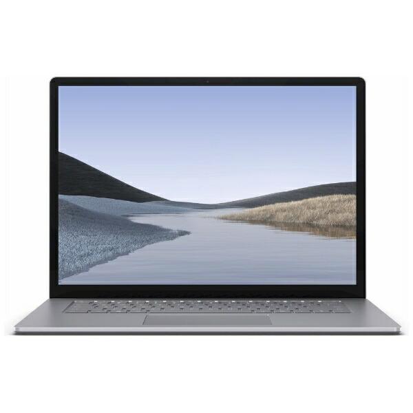 マイクロソフトMicrosoftSurfaceLaptop3[15.0型/SSD128GB/メモリ8GB/AMDRyzen5/プラチナ/2019年]V4G-00018ノートパソコンサーフェスラップトップ3[15インチoffice付き新品windows10][V4G00018]