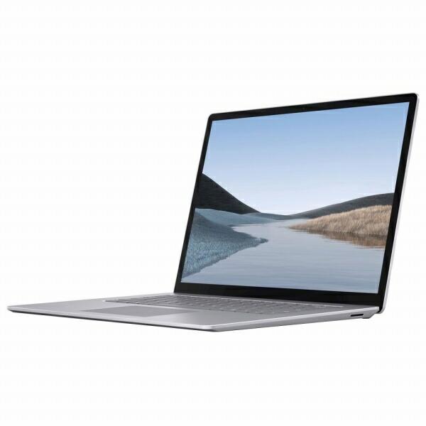 マイクロソフトMicrosoftSurfaceLaptop3[15.0型/SSD256GB/メモリ8GB/AMDRyzen5/プラチナ/2019年]VGZ-00018ノートパソコンサーフェスラップトップ3[15インチoffice付き新品windows10][VGZ00018]
