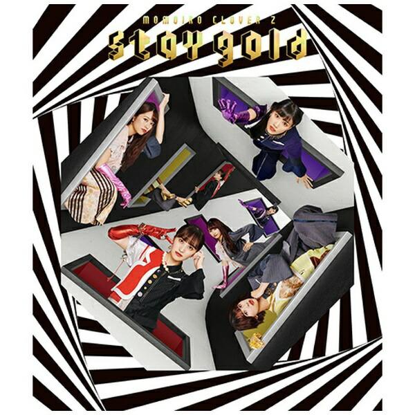 キングレコードKINGRECORDSももいろクローバーZ/staygold初回限定盤【CD】