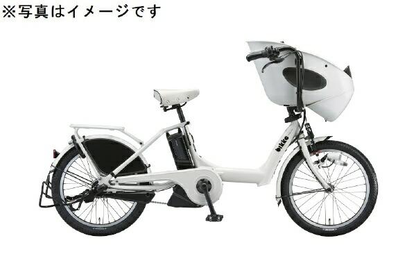 ブリヂストンBRIDGESTONE20型電動アシスト自転車ビッケポーラーe(E.XBKホワイト/3段変速)BP0C40【2020年モデル】【組立商品につき返品不可】【代金引換配送不可】