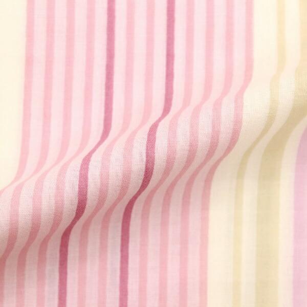 小栗OGURI【まくらカバー】ストライプFF16102_16(43×63cm)