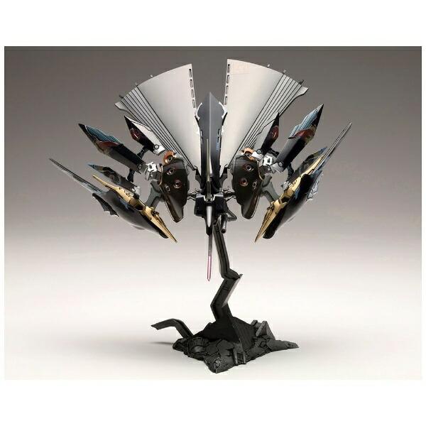 コトブキヤ壽屋【再販】1/144シューティングゲームシリーズ斑鳩飛鉄塊銀鶏[黒]