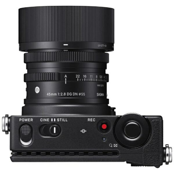シグマSIGMASIGMAfpミラーレス一眼カメラ45mmF2.8DGDNContemporaryキット[単焦点レンズ][FP45MMF2.8Cキット]