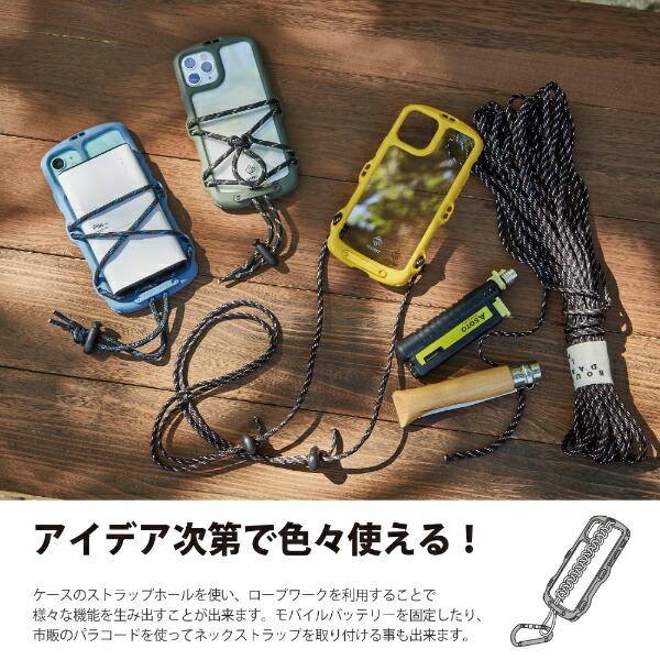 エレコムELECOMiPhone11NESTOUTFes&CampオリーブPM-A19CNESTFKH
