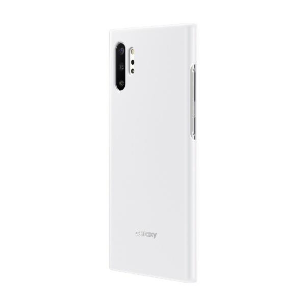 SAMSUNGサムスン【サムスン純正】GalaxyNote10+用LEDCOVERホワイトEF-KN975CWEGJP